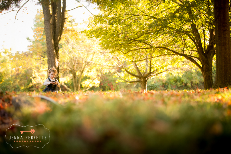 Fall Family Photo Shoot in Central NJ
