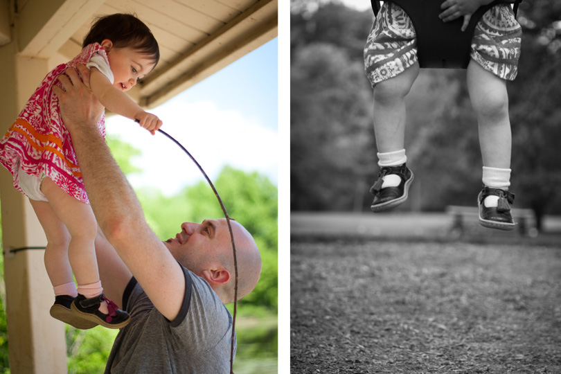 outdoor park photography with babies families children somerset nj