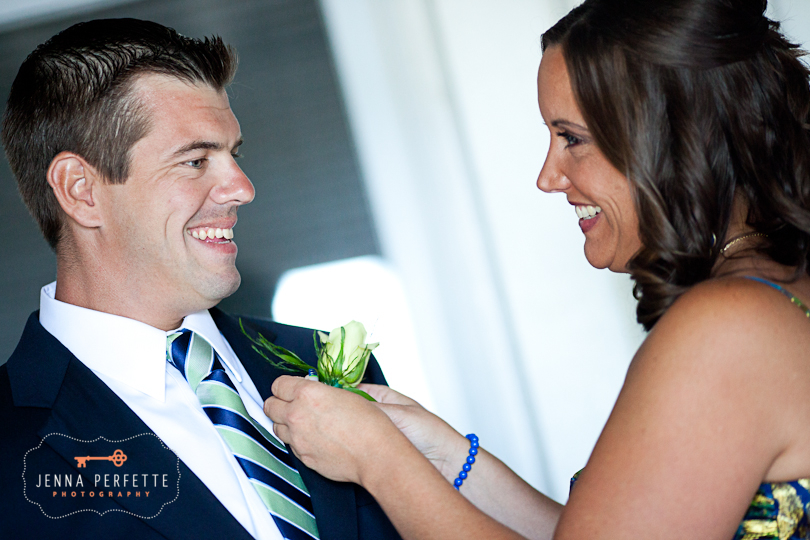 brick nj wedding photography - intimate family jersey shore wedding lake house manasquan river photographer