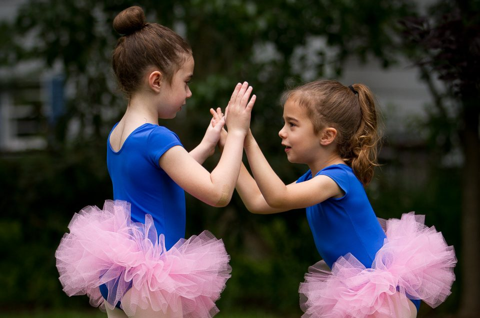 Tiny Dancer – Ballerina Dance Recital