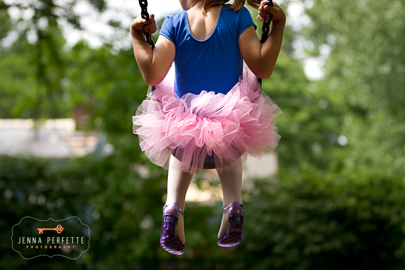 central nj kids photography - dance recital ballerina tutus little moments