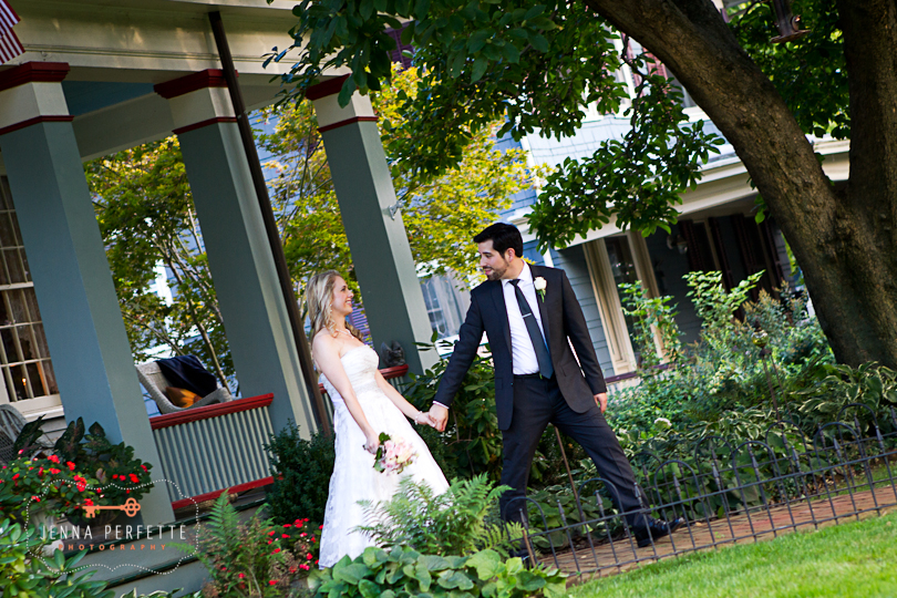 intimate New Jersey wedding photography Flemington NJ main street manor bed and breakfast photos (1)