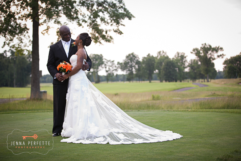 piscataway nj wedding photographer royce brook golf club wedding