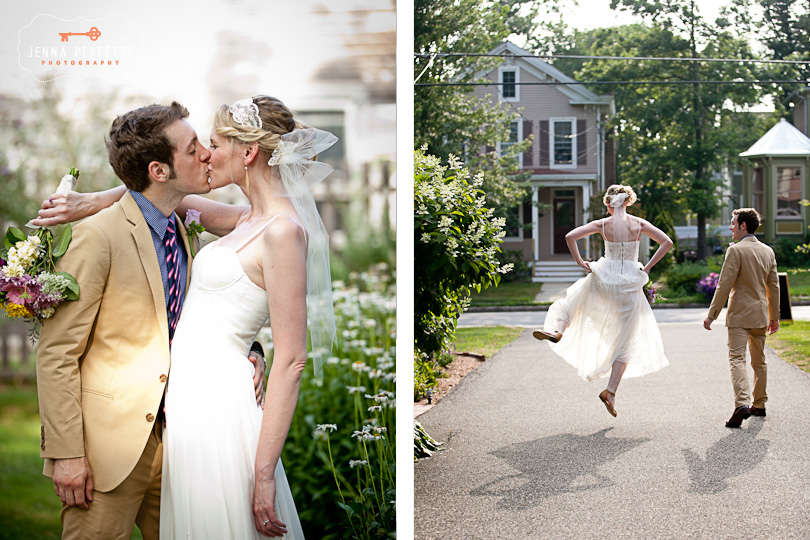 intimate wedding flemington nj main street manor bed and breakfast outdoor (20)