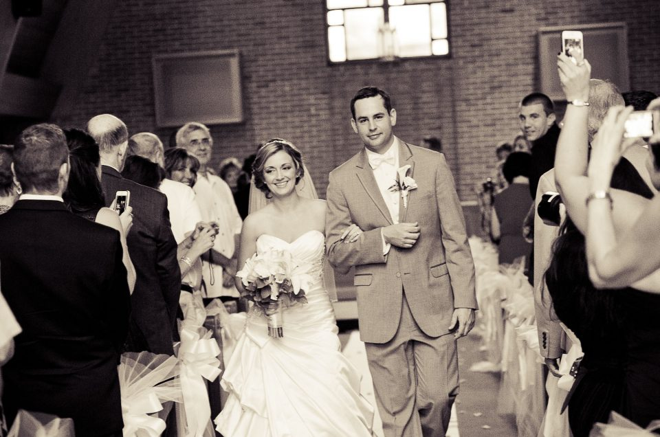 Matt & Tara – Love and a Rider University Wedding