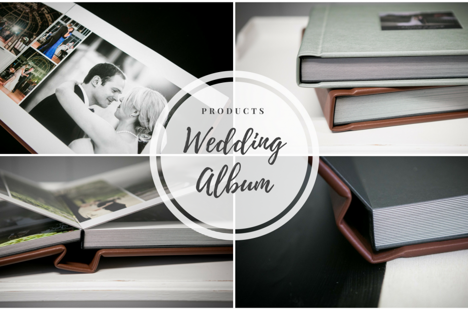 Product Feature: Wedding Album