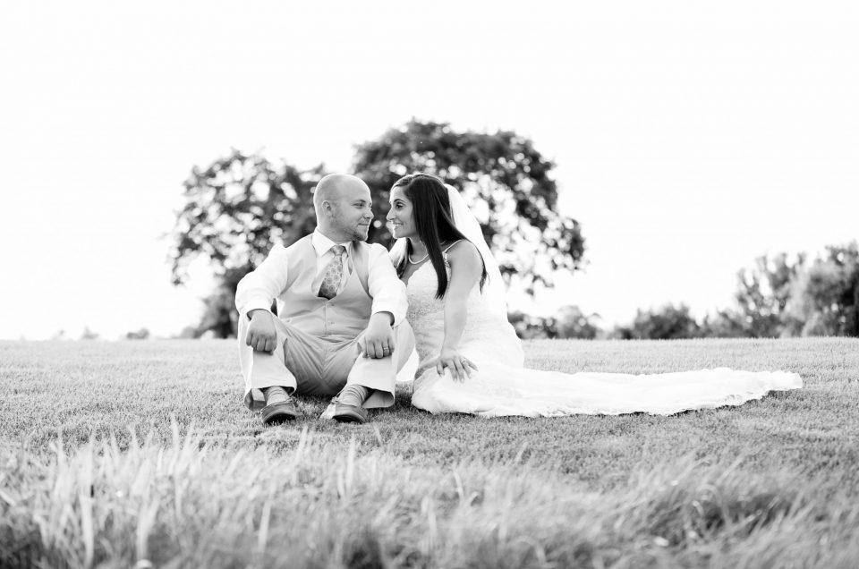 Jess & Jesse – Neshanic Valley Golf Course Wedding