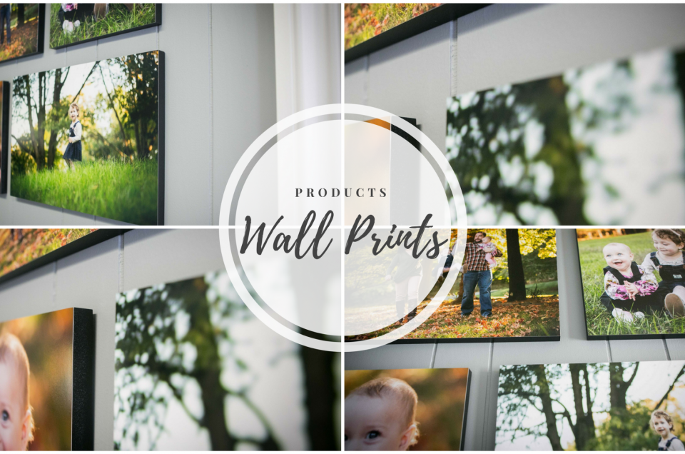 Product Feature: Standout Wall Prints