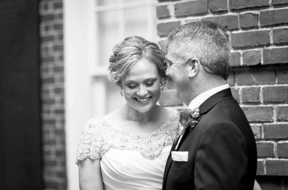 An Intimate Morris Museum Wedding – Meg & Steve