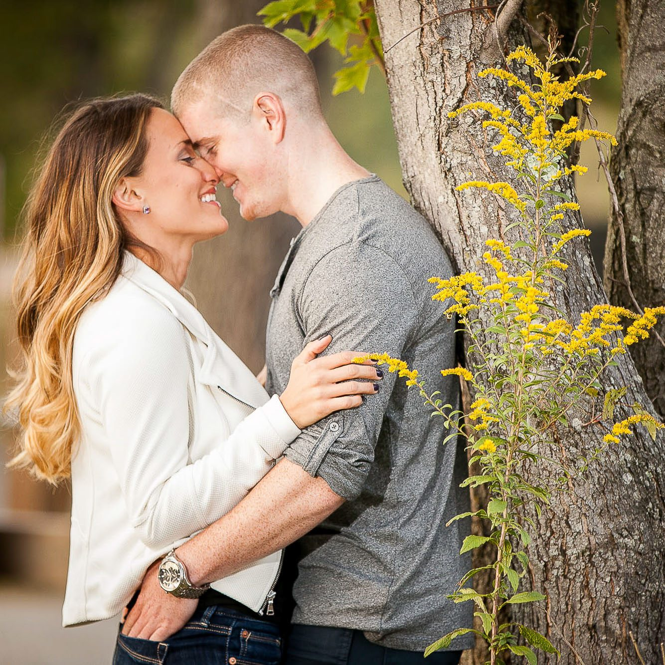 Jenna Perfette Photography - Best Engagement Photographer in Central NJ Somerville Somerset County