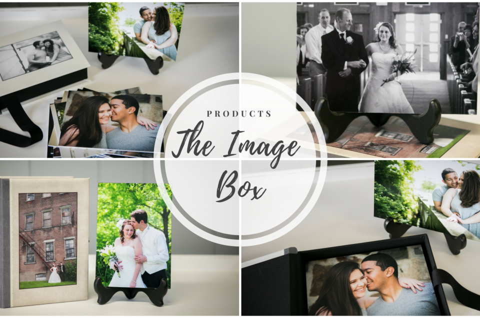 Product Feature: Image Box with Mounted Prints