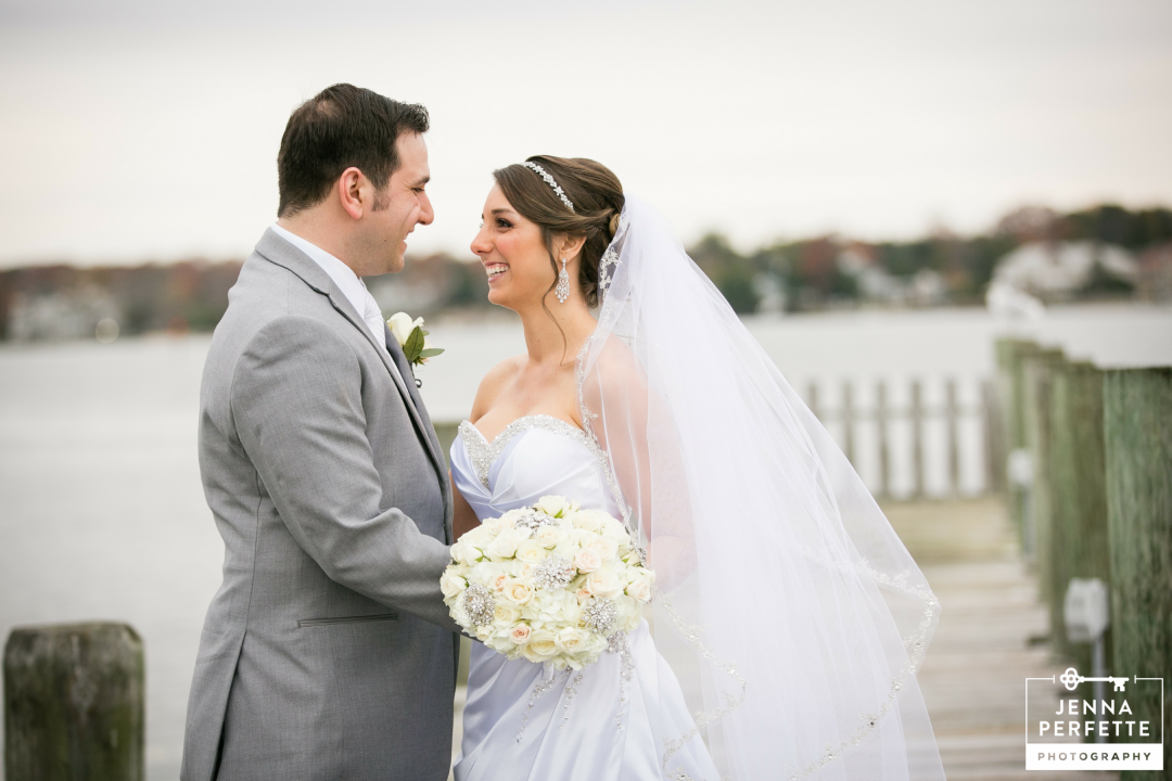 Point Pleasant Jersey Shore Wedding Photography at Clarks Landing Wedding Venue
