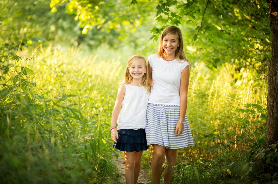 The Arends Family's Spring Photography Session