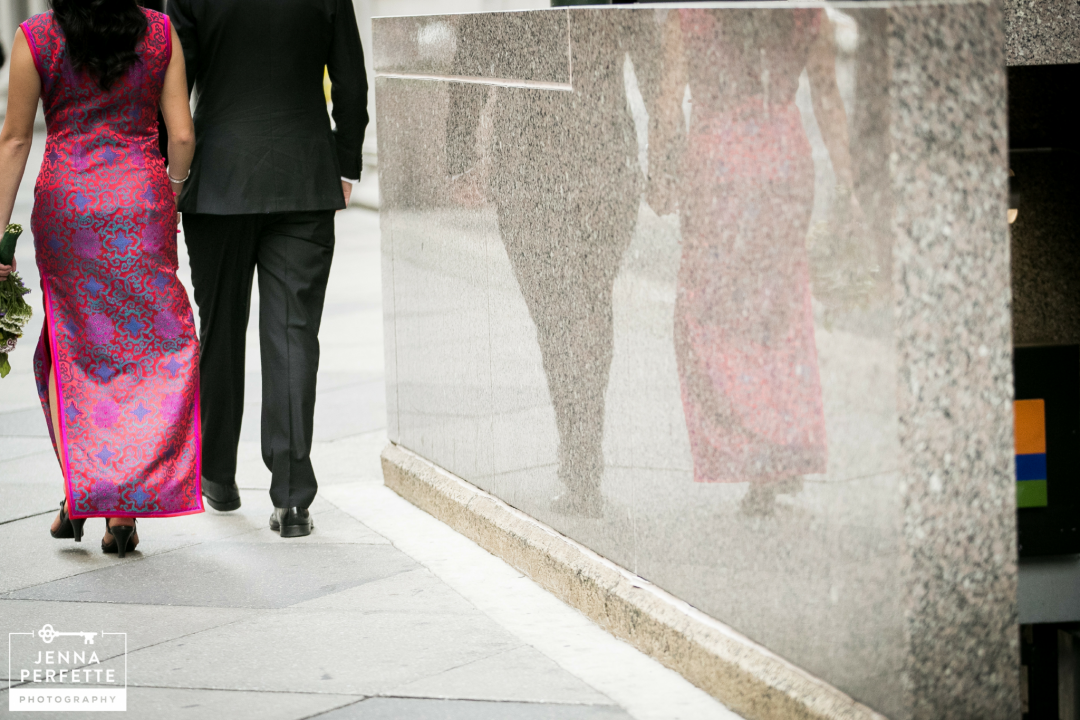 Modern Philly Wedding Photography - Intimate Philadelphia Wedding Photographer (1)