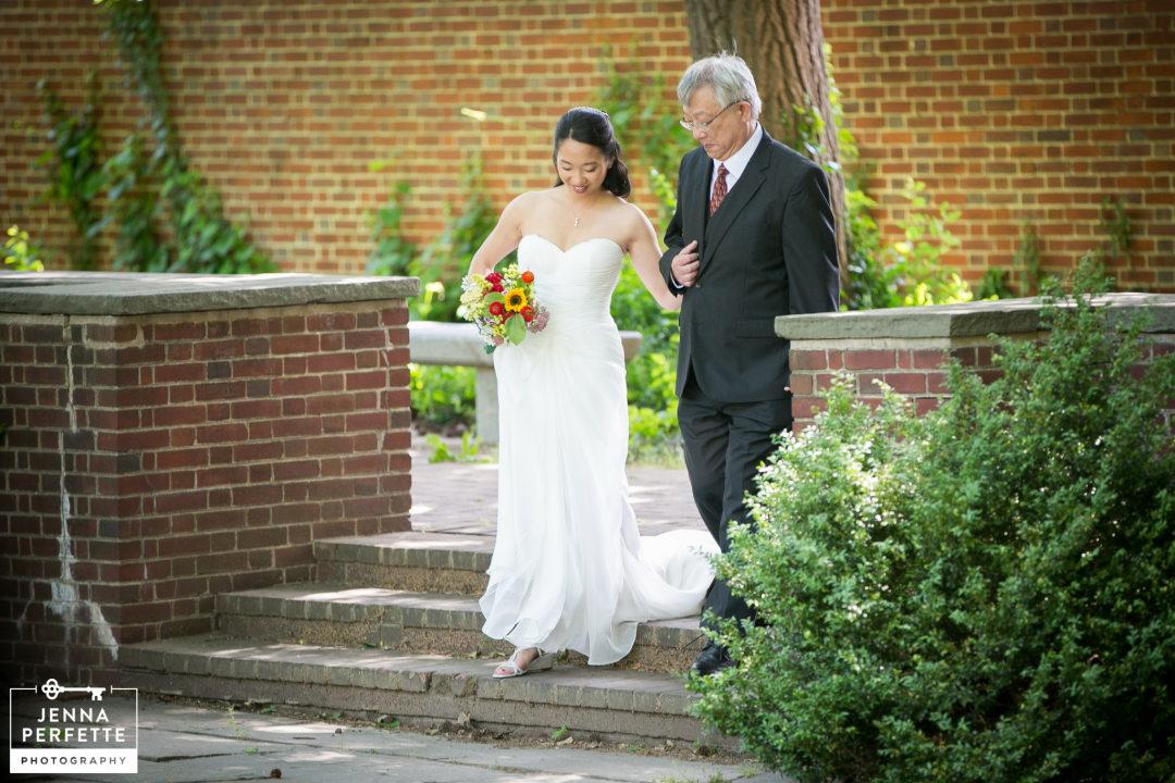 Modern Philly Wedding Photography - Intimate Philadelphia Wedding Photographer (1)