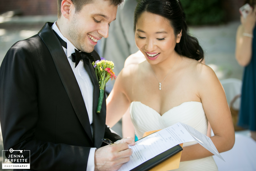 Modern Philly Wedding Photography - Intimate Philadelphia Wedding Photographer (5)