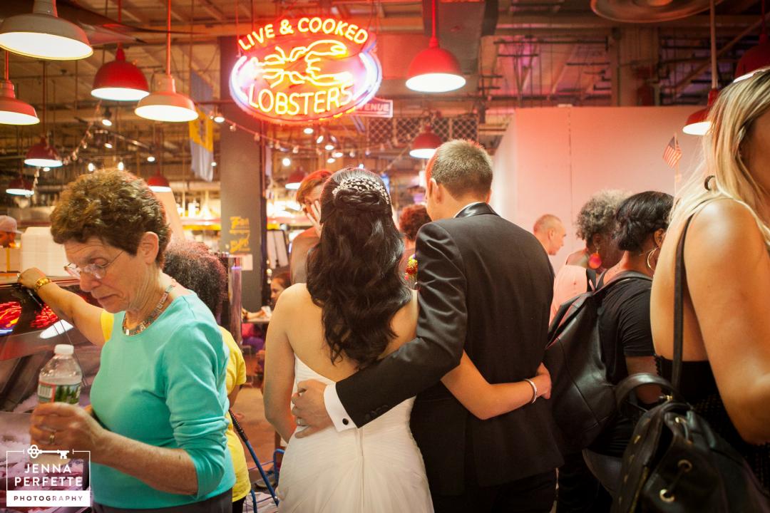 Modern Philly Wedding Photography - Intimate Philadelphia Wedding Photographer (2)