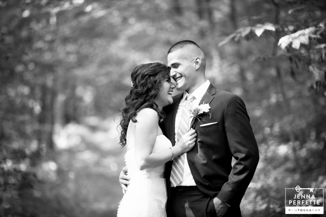 New Jersey Wedding Photographer - Rock Island Lake Club Wedding Photography in Sparta NJ
