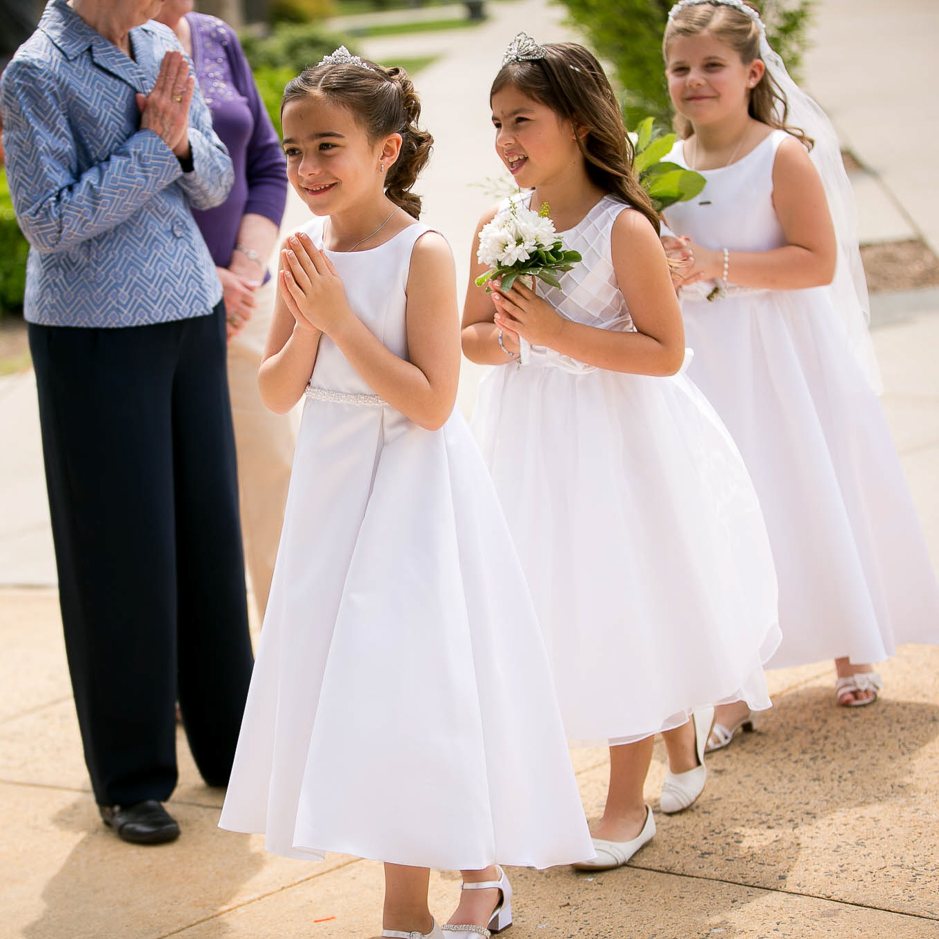 Somerville NJ Christening and Communion Photography