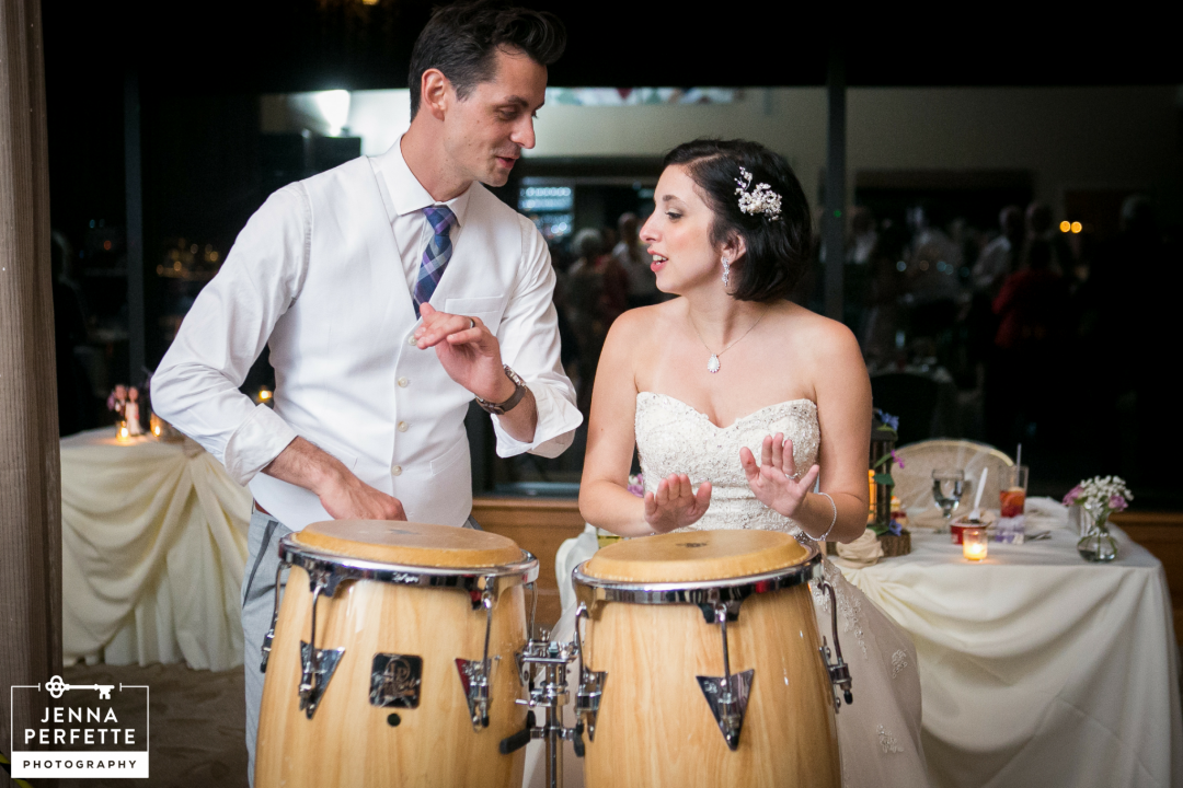 Timeless Wedding at Lambertville Station Inn and Restaurant - Jenna Perfette Photo NJ Modern Fun Elegant Photographer