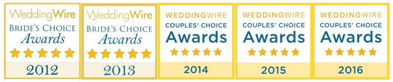 Wedding Wire - Rop Rated Wedding Photography in New Jersey