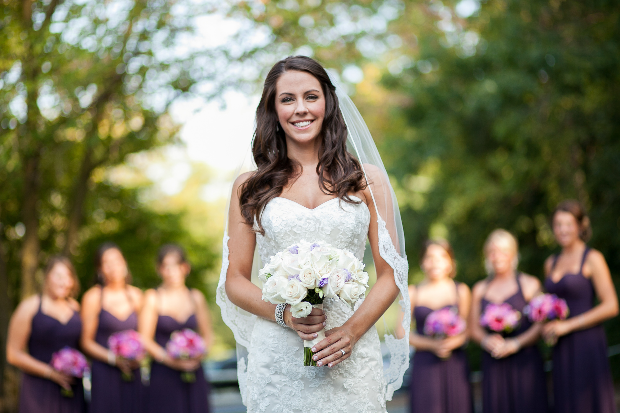 Classic Wedding Photography in Central NJ - Jenna Perfette Photography