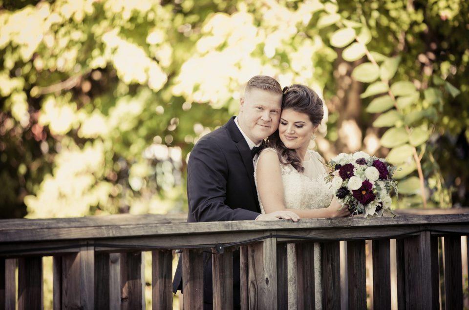 Maggie & Craig – Lambertville Inn Wedding
