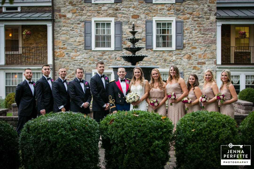 The Farmhouse at The Grand Colonial Wedding Photography Red Barn Clinton NJ (1)