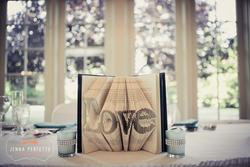 DIY Book folding origami princeton university wedding photography nj beautiful elegant modern photographer new jersey