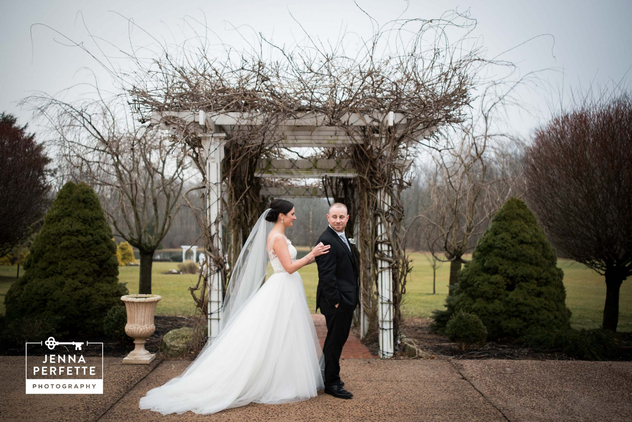 Brandywine manor PA winter wedding-15