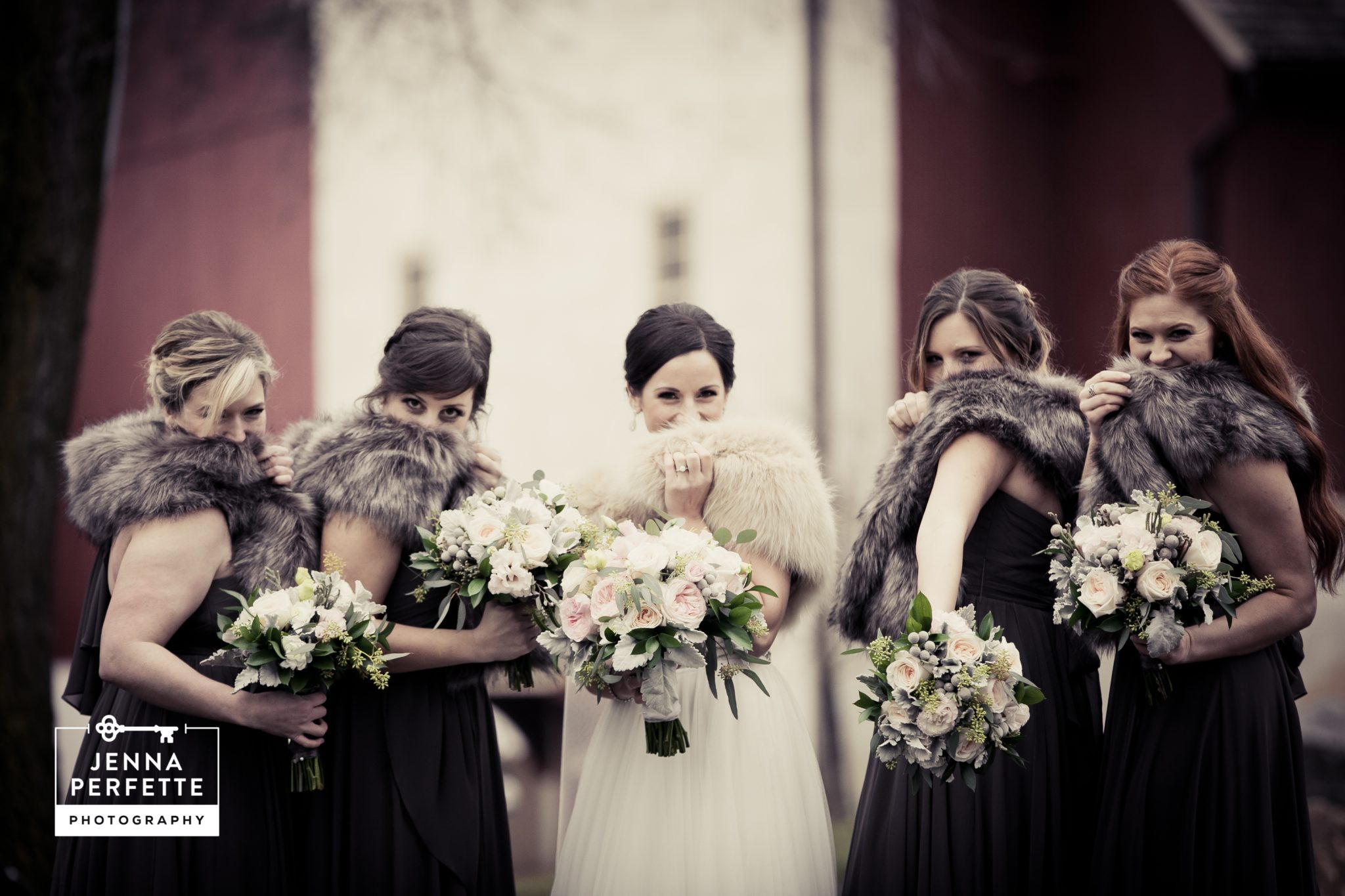 Brandywine Manor Professional Wedding Portraits