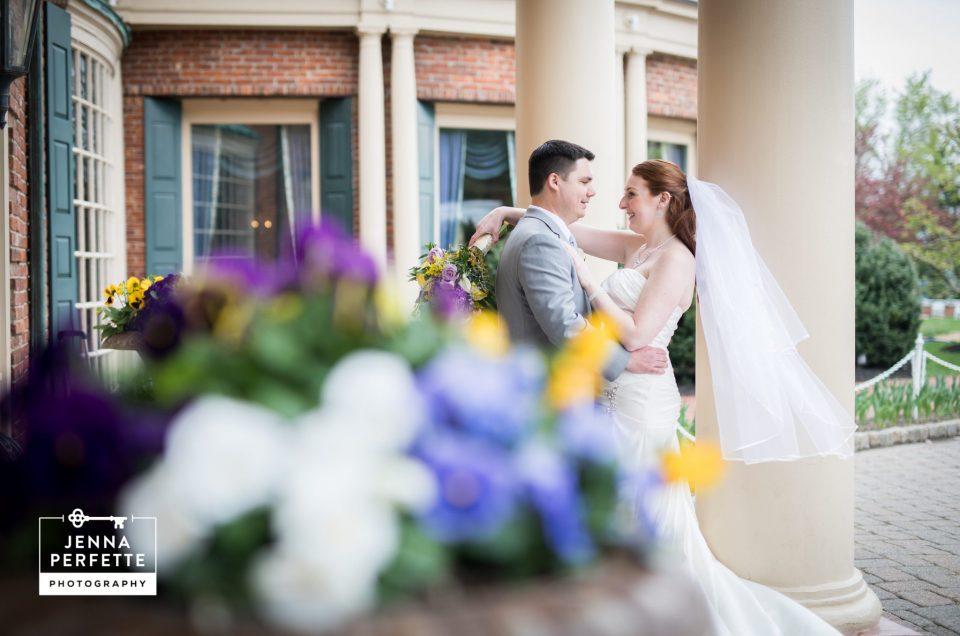 Martin & Liz – Wedding at The Manor in West Orange