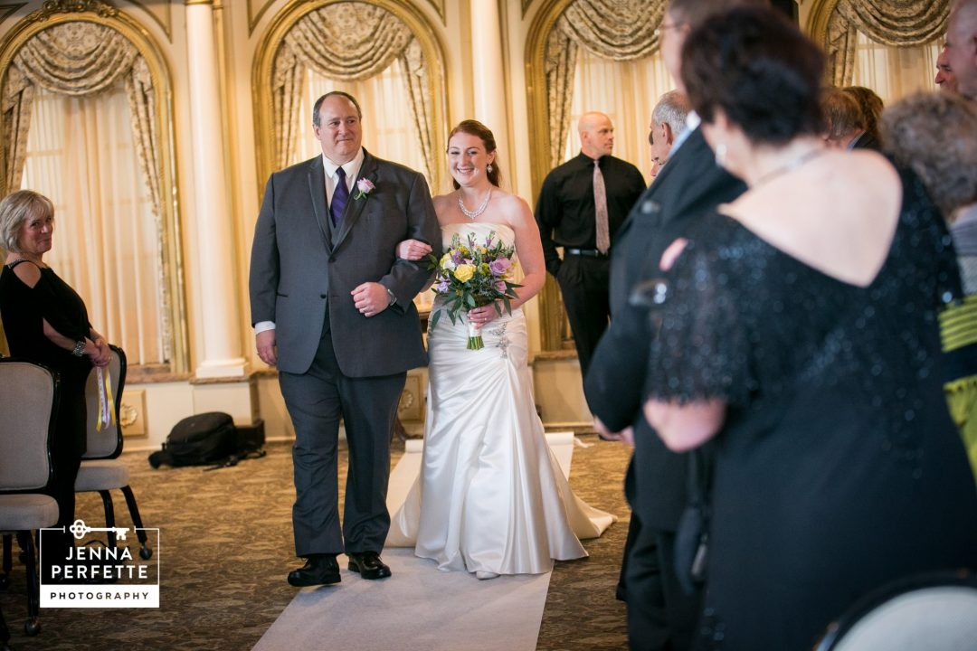 The Manor West Orange wedding ceremony photography nj