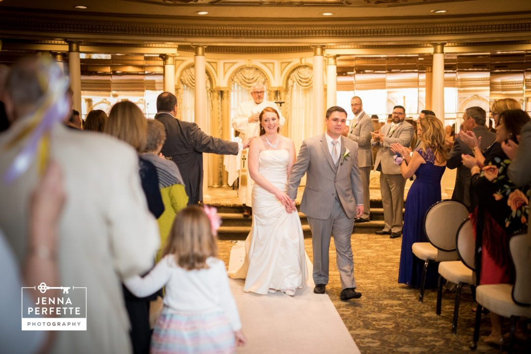 The Manor West Orange wedding ceremony photography nj