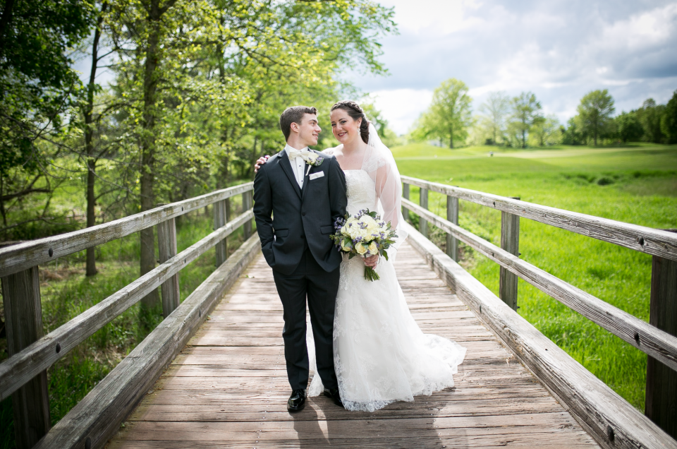 Kate & Mike – Cherry Valley Country Club Wedding
