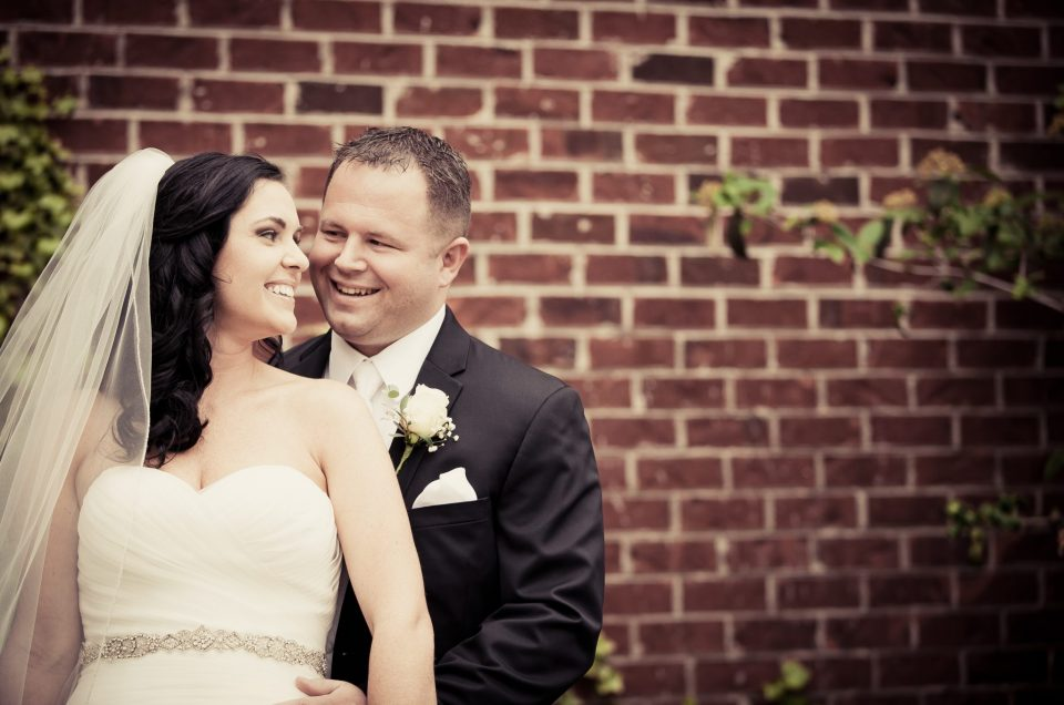 Delaware River Wedding – Sarah & Mark