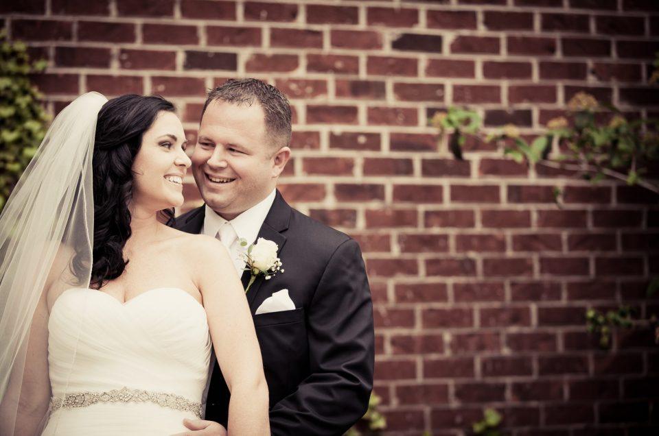 Sarah & Mark – Delaware River Wedding