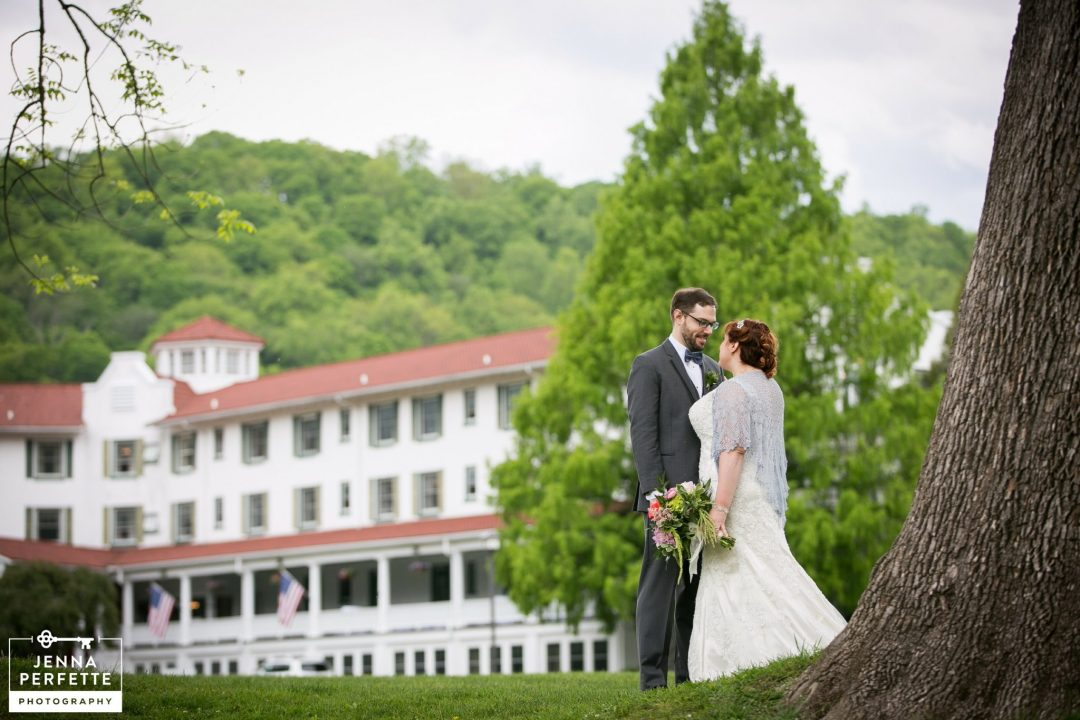 Shawnee Inn Poconos Wedding Photography