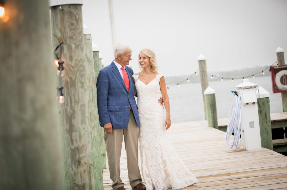 Mantoloking Yacht Club Wedding – Millie & Bart