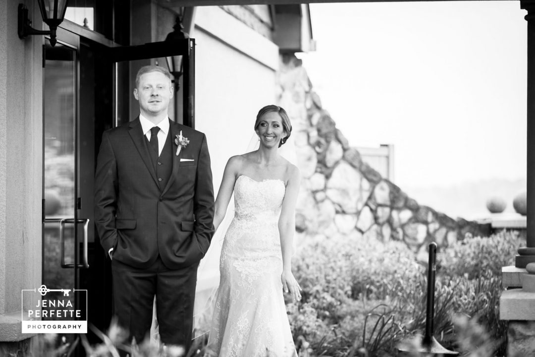 New Jersey Country Club wedding Ballyowen