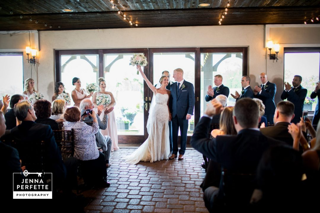 New Jersey Golf Club wedding Ballyowen Ceremony