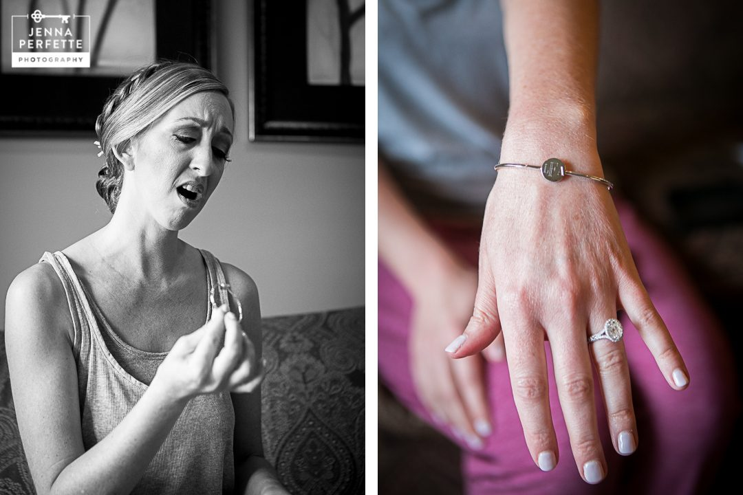New jersey country club wedding photography