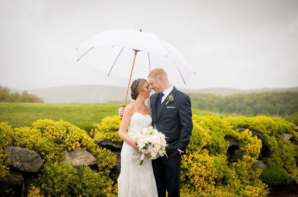 Rainy Day Wedding Photography Ballyowen Country Club wedding photography