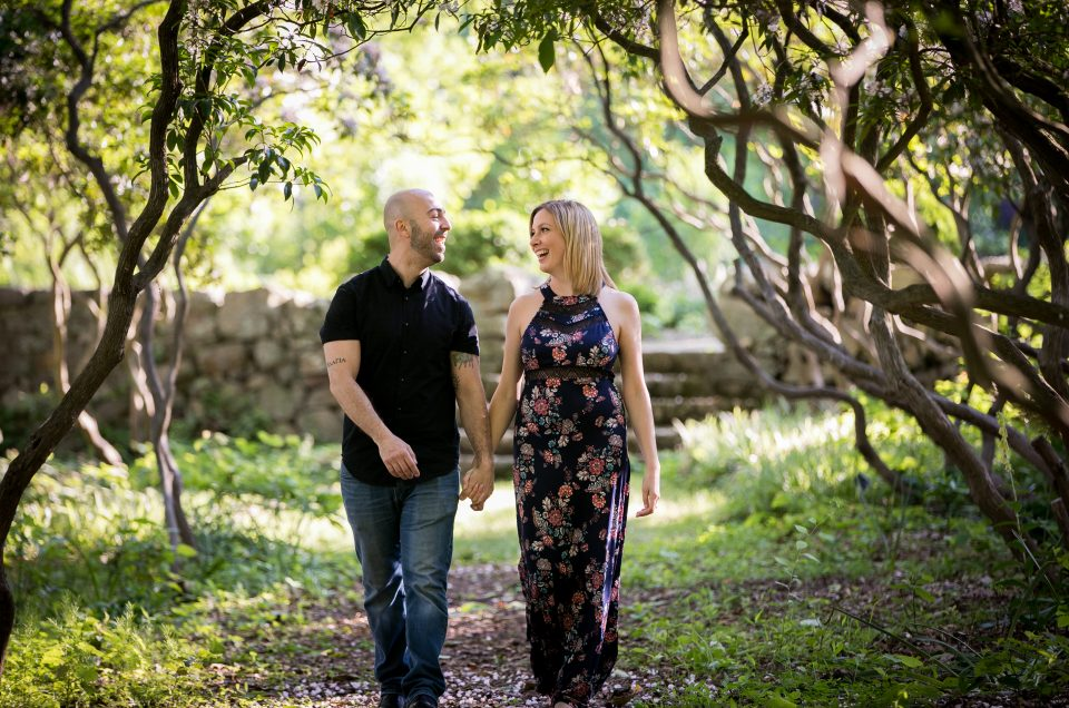 Where to Shoot your Engagement Session