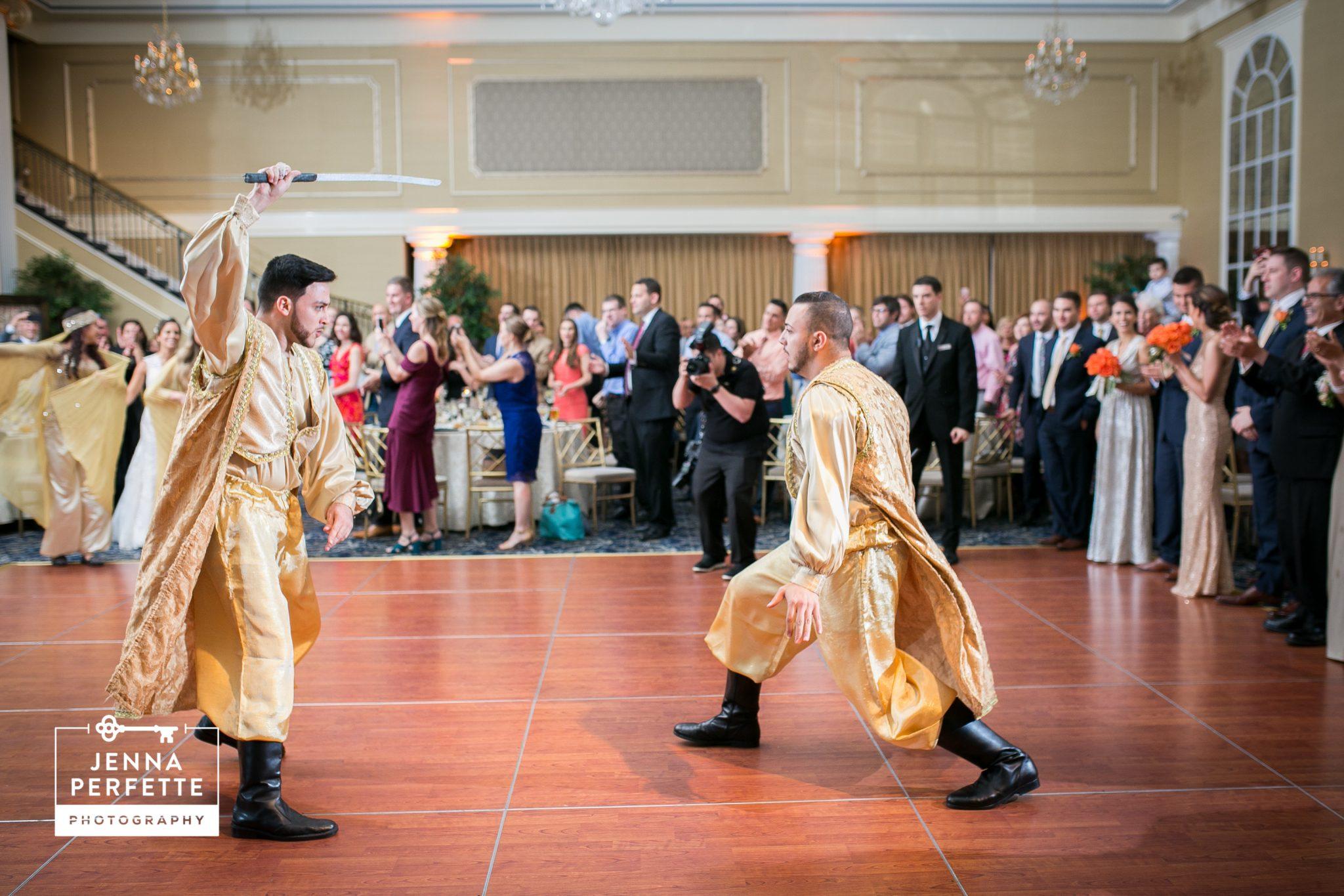 Traditional Lebanese Wedding Reception Somerset Park Nj Photography