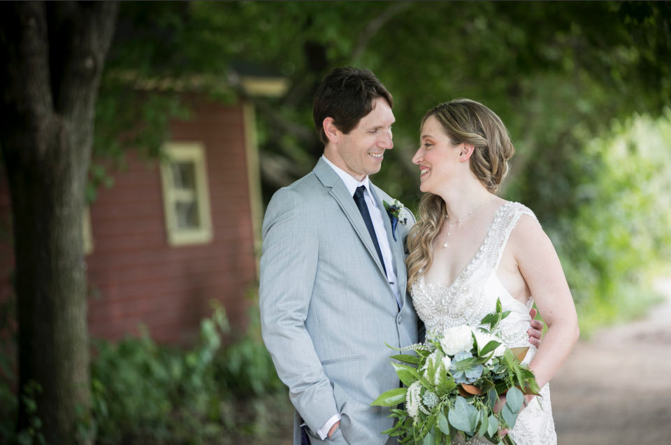 Lambertville Station NJ Wedding – Alison & Steve