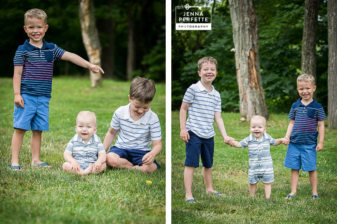 Bernardsville family photographer - nj family photography session