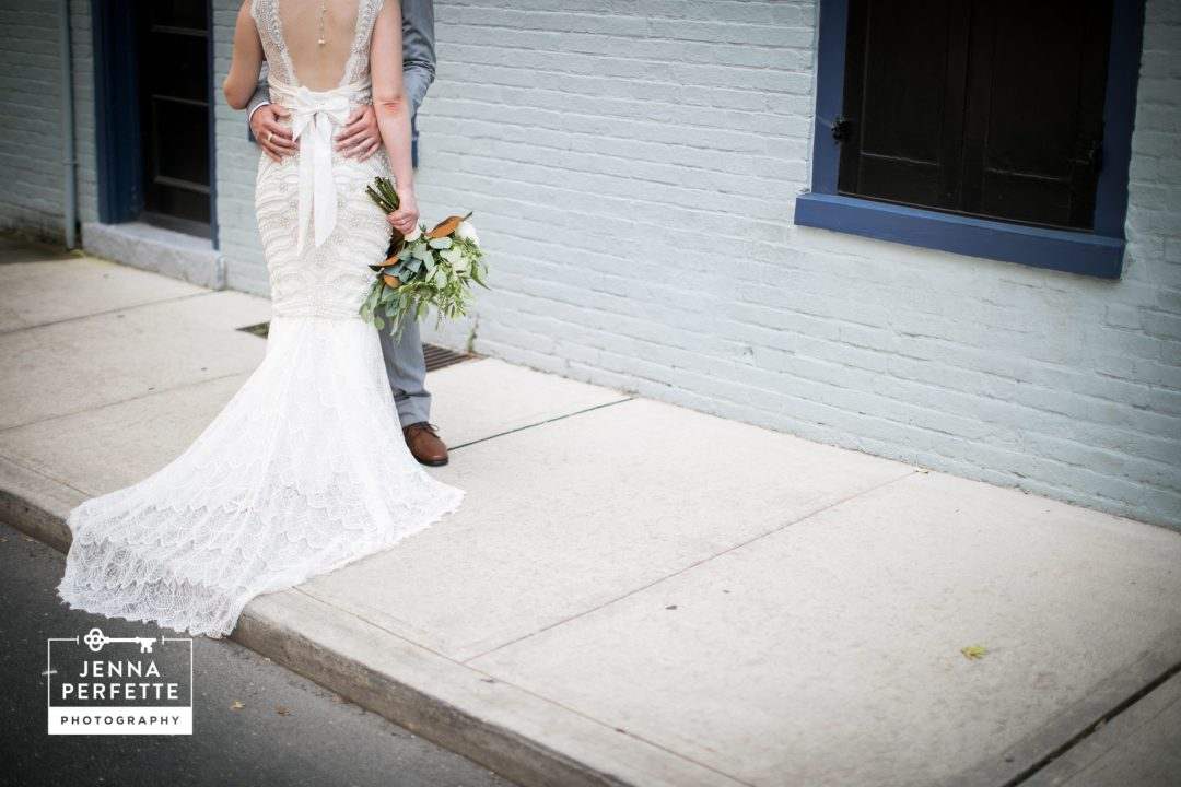 Lambertville Station NJ Wedding - vintage boho hippy chic wedding photographer