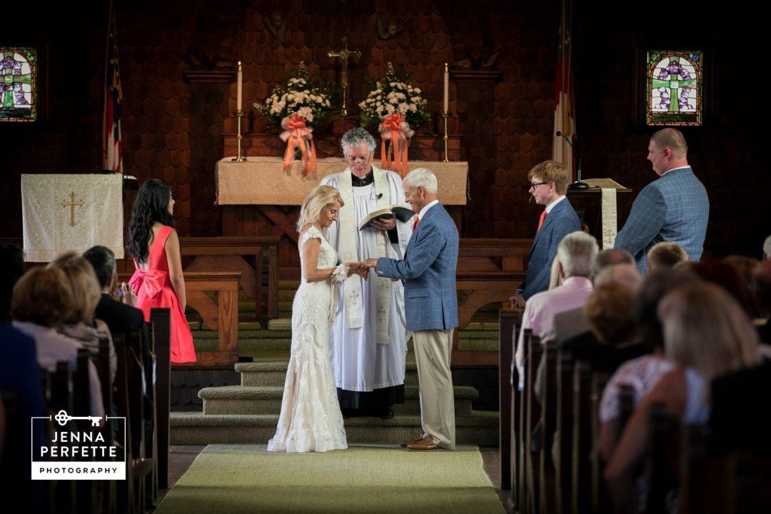 mantoloking yacht club wedding nj photography - mature wedding second marriage