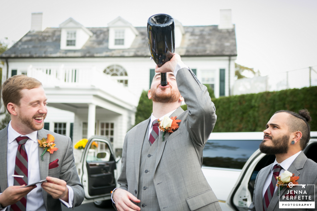 Asbury Park Wedding Photographer English Manor Wedding